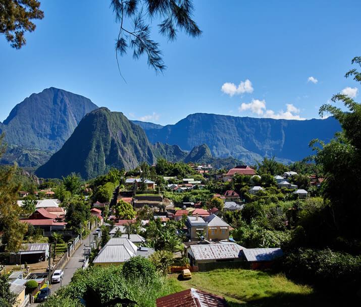 Autotour île de la Réunion