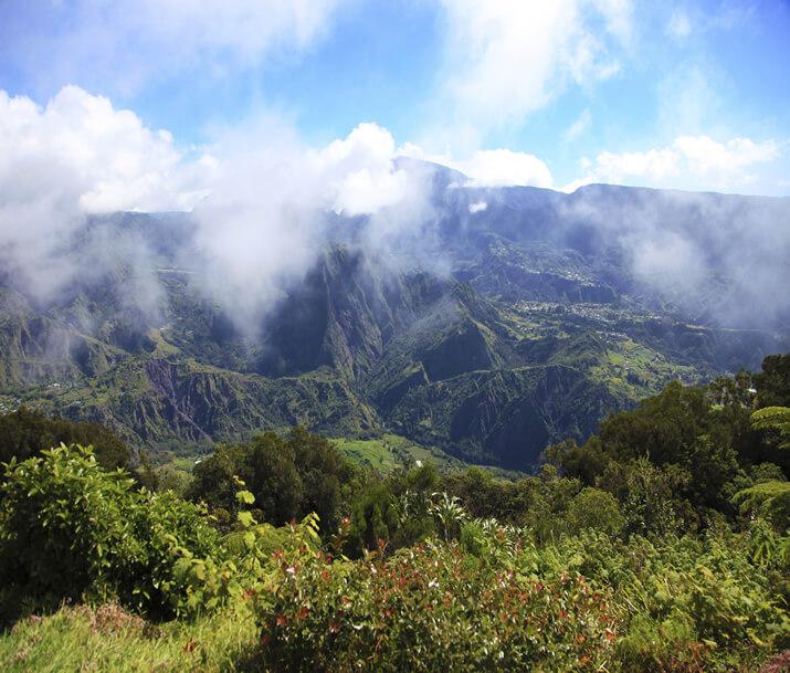 Voyage île de la Réunion