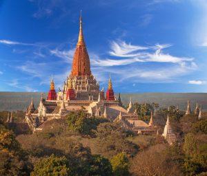 Birmanie En Famille