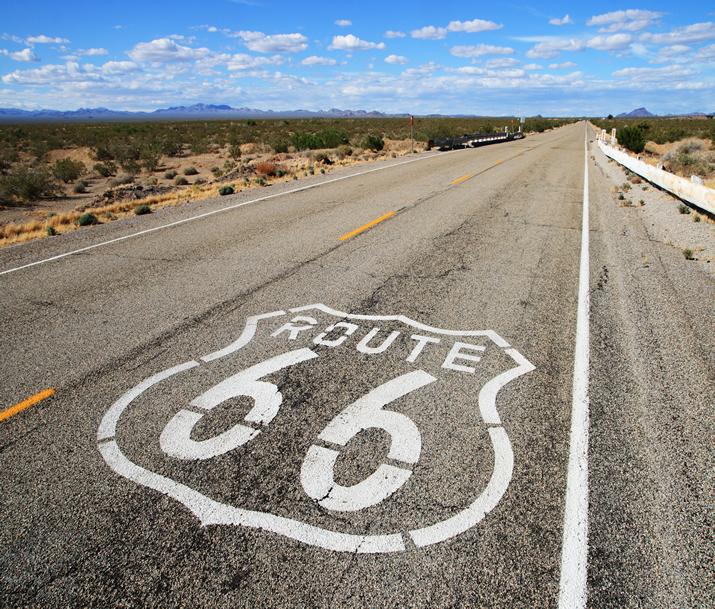 circuit route 66