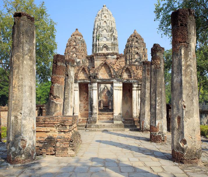 incontournable de la thailande